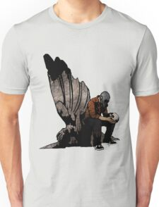 The Angel And The Skull Unisex T-Shirt