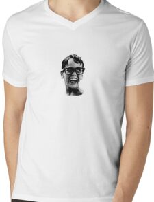 Squints, small Mens V-Neck T-Shirt