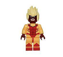 LEGO Pyro Photographic Print