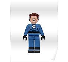 LEGO Mister Fantastic Poster
