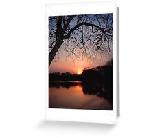 Stillness © Greeting Card