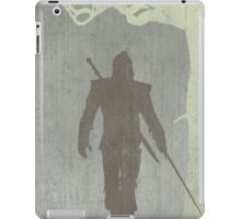 The Witcher Game Poster iPad Case/Skin