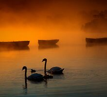 Maw, Paw, and the weans...! by David Mould