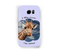 I Rise Above the Drama Samsung Galaxy Case/Skin
