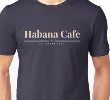 Habana Cafe Cuba Logo Unisex T-Shirt