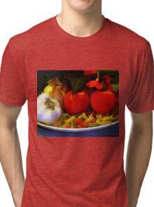 Still Life Italia Tri-blend T-Shirt