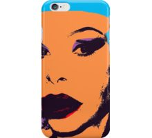 Amanda Lepore III iPhone Case/Skin