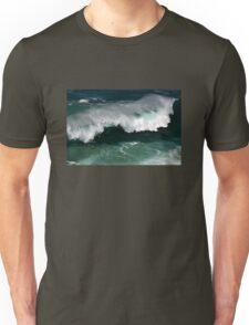 A big Atlantic Ocean wave Unisex T-Shirt