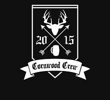 Cornwood Crew number 2 Zipped Hoodie