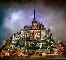 Mont Saint Michel  by andy551