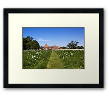 Preston Mill Framed Print