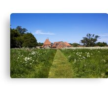 Preston Mill Canvas Print