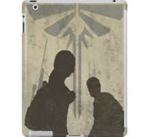 The Last Of Us Game Poster iPad Case/Skin