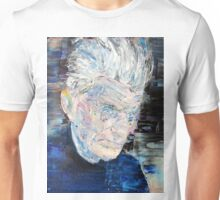 SAMUEL BECKETT - oil portrait Unisex T-Shirt