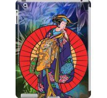Japanese girl iPad Case/Skin