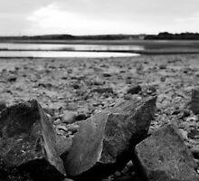 Rocky Reservoir by Steven Cliff
