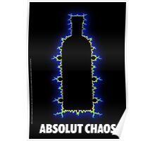 Absolut Chaos Poster