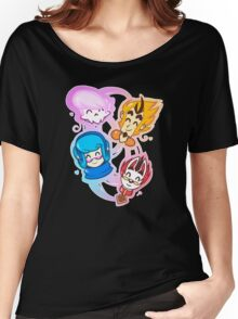 Mystery Skulls Women's Relaxed Fit T-Shirt