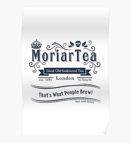 MoriarTea 2014 Edition Poster