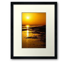 Another Lonely Day In Paradise Framed Print