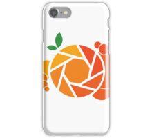 Citranium (Aperture Tag) iPhone Case/Skin