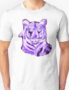 Purple tiger LIGHT   T SHIRT T-Shirt