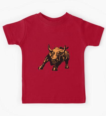 Raging Bull.New York. Kids Tee
