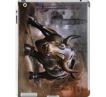 Raging Bull.New York. iPad Case/Skin