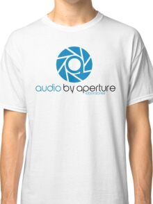 audio by aperture (Aperture Tag) Classic T-Shirt