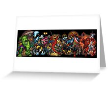 Marvel Avengers Assamble Greeting Card