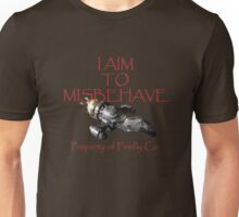 Aim to Misbehave Unisex T-Shirt