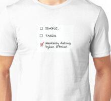 Dating Dylan O'Brien Range Unisex T-Shirt
