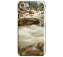Rocky Mountain Streaming iPhone Case/Skin