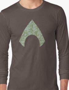 Aquaman Logo 03 Long Sleeve T-Shirt