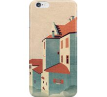 Castle in the Sky iPhone Case/Skin