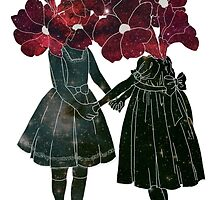 Flower Girls by Cleo Lant