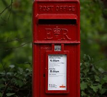 Letterbox by ChromaticTouch