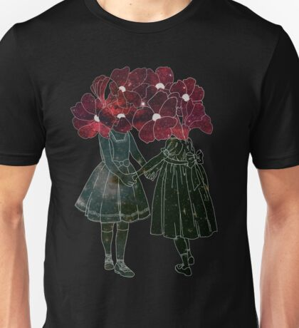 Flower Girls Unisex T-Shirt