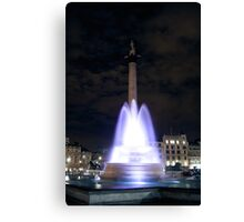 Nelson's Column Canvas Print