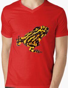 Corroboree frog single tee Mens V-Neck T-Shirt