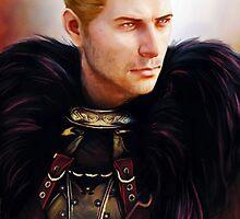 Commander Cullen by DandyBeeArt