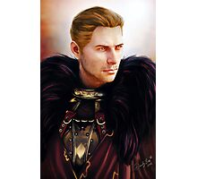 Commander Cullen Photographic Print