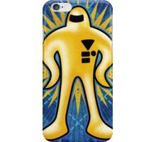 Gold Starman  iPhone Case/Skin