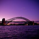 Sydney Harbour Bridge by HeatherEllis