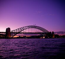Sydney Harbour Bridge by HeatherEllis