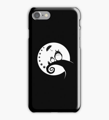 The Neighbor Before Christmas iPhone Case/Skin