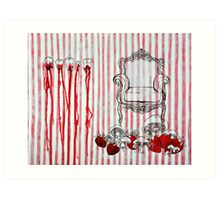 Blood Sugar Art Print