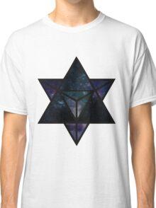 Cosmic Merkaba Classic T-Shirt