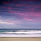 Long Exposure | Stockton Beach by Ross Wood