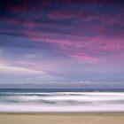 Long Exposure | Stockton Beach by Ross Wood
